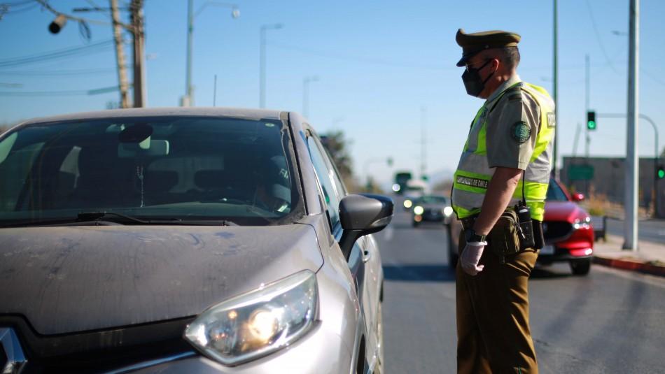Vigencia de licencia de conducir