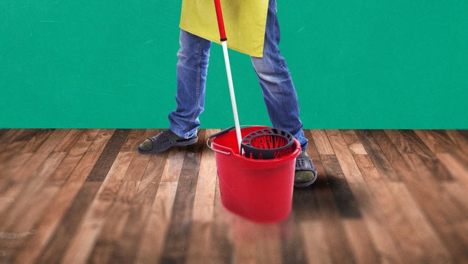 Recomendaciones para limpieza de pisos flotantes.