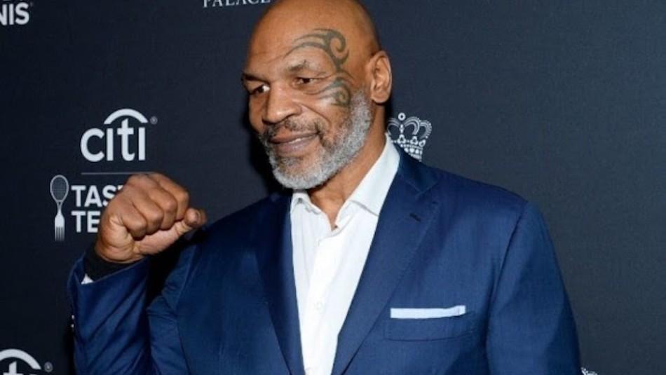Mike Tyson confesó su más grande temor tras anunciar que volverá al ring
