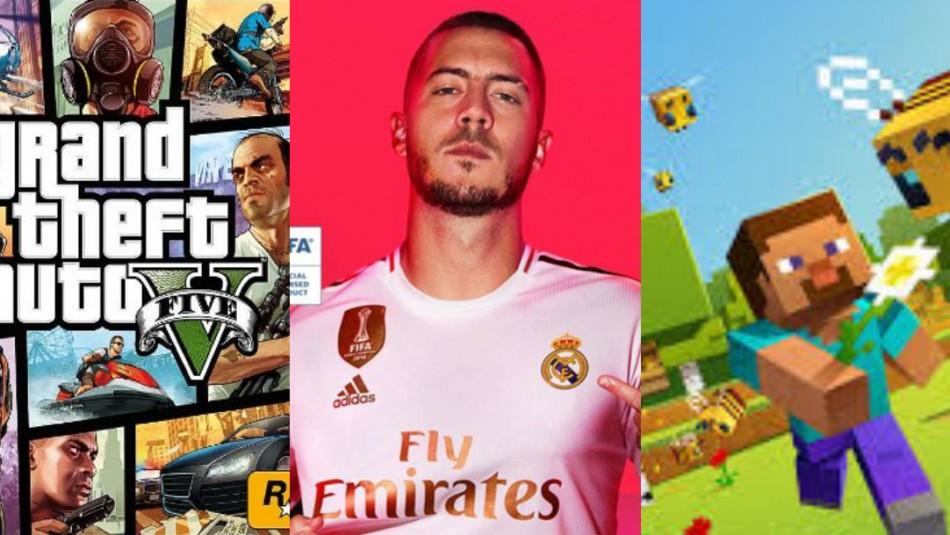Playstation: Los juegos más descargados durante mayo