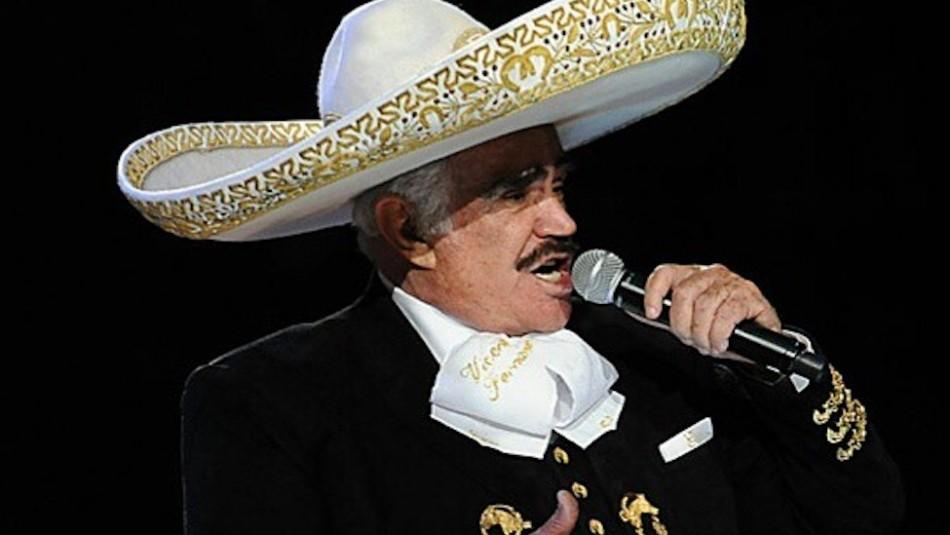 Nieto de Vicente Fernández cuenta las medidas extremas para evitar que su abuelo se contagie de coronavirus