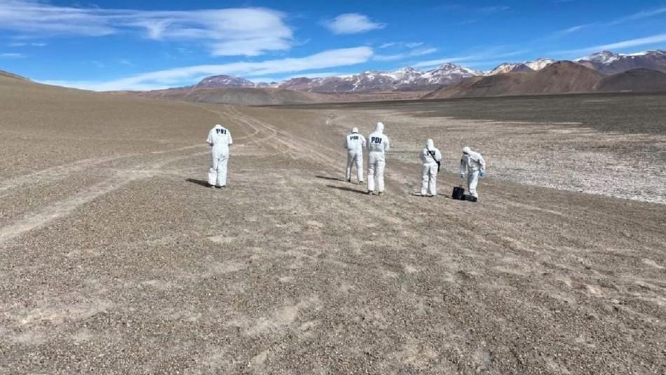 Encuentran en el desierto de Atacama los restos de un hombre que llevaba meses desaparecido