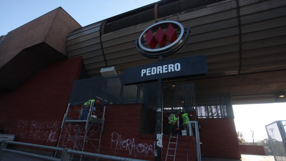 Fiscalía pide 20 años de cárcel para imputado por incendio en estación de Metro Pedrero