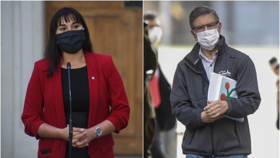 Cadem: Izkia Siches y Joaquín Lavín empatan en el primer lugar de aprobación de personajes políticos