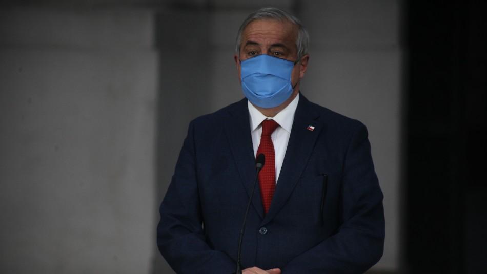 Mañalich tras dejar el cargo de ministro de Salud: