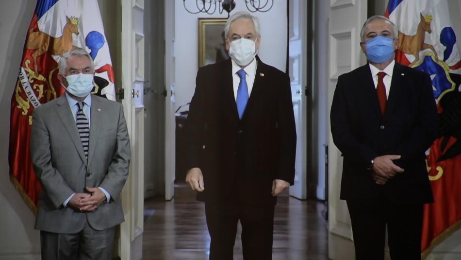 Cambio de gabinete: Jaime Mañalich deja el Ministerio de Salud en medio de la pandemia por coronavirus