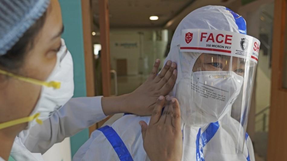 Estudio revela cómo se propaga el coronavirus en las superficies de un hospital