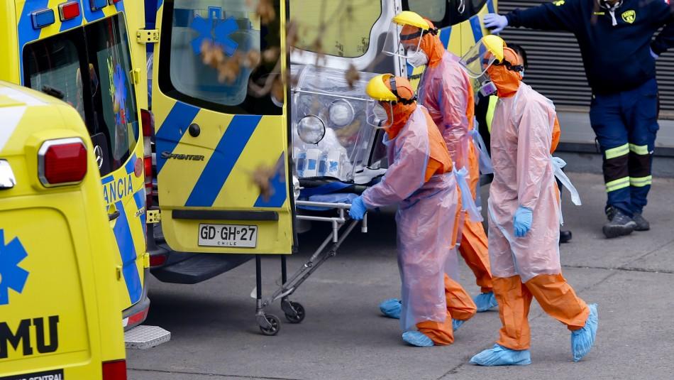 Minsal anuncia cambio metodológico: Se agregarán muertes probables a cifras de fallecidos por coronavirus