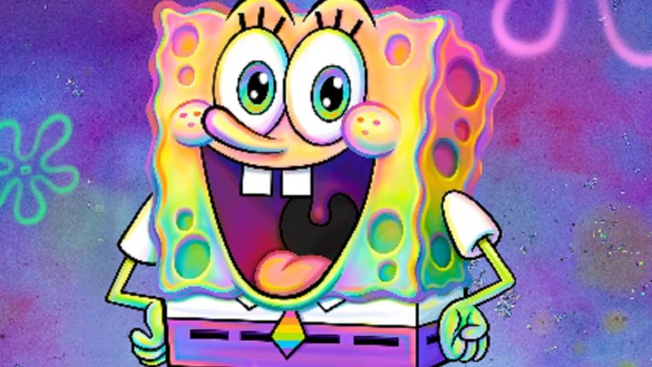 Nickelodeon revela que Bob Esponja pertenece a la comunidad LGBTQ+