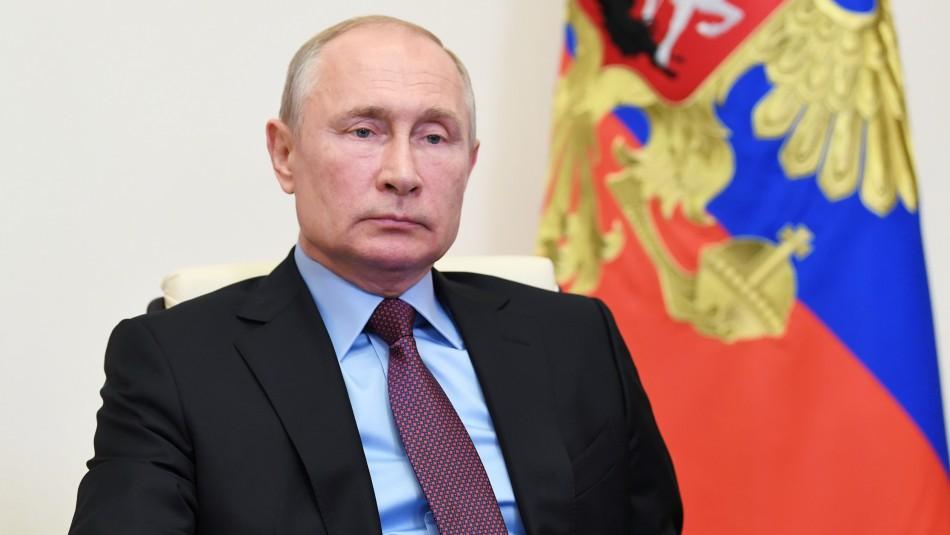 Putin por manifestaciones en EEUU: