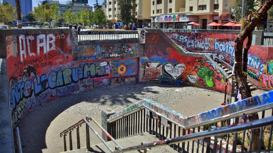 Decretan sobreseimiento de investigación por supuesto centro de torturas en estación Baquedano
