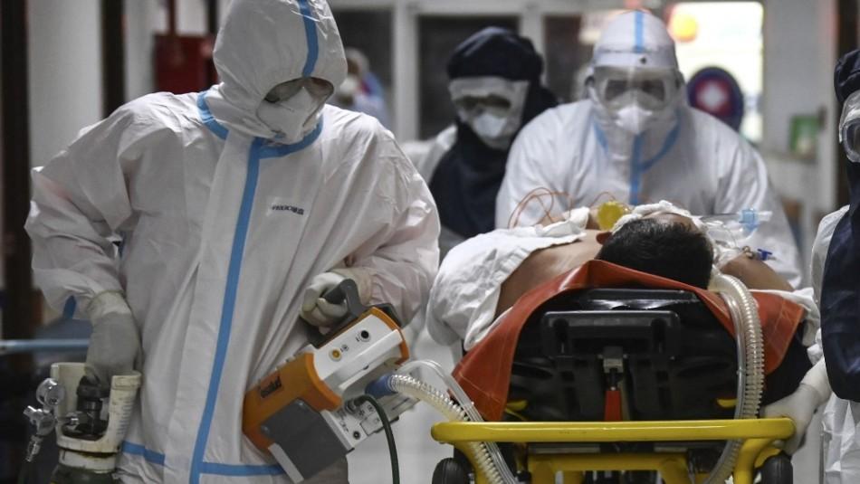 El mundo ya supera los 8 millones de casos de coronavirus: Más de 435 mil personas han fallecido