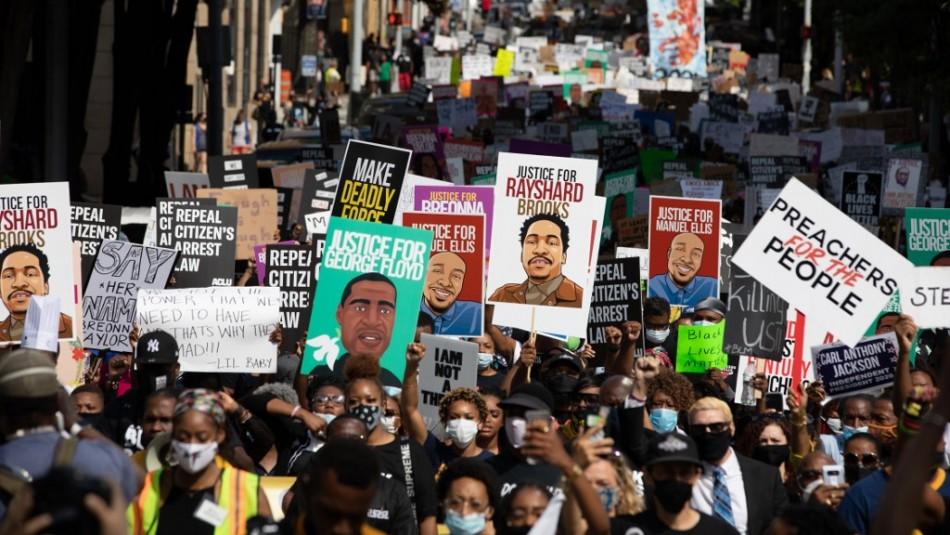 Nuevo abuso policial provoca la muerte de un afroamericano en Estados Unidos
