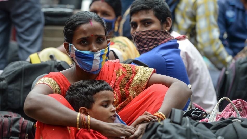 Ordenan nuevo confinamiento en gran ciudad india ante recrudecimiento de la pandemia del coronavirus