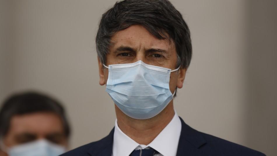 Paris respalda a ministro de Ciencia ante solicitudes de renuncia: