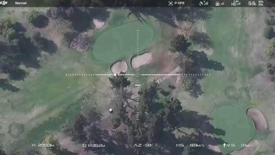 Seremi anuncia duras multas a club de golf de La Dehesa por funcionar en cuarentena