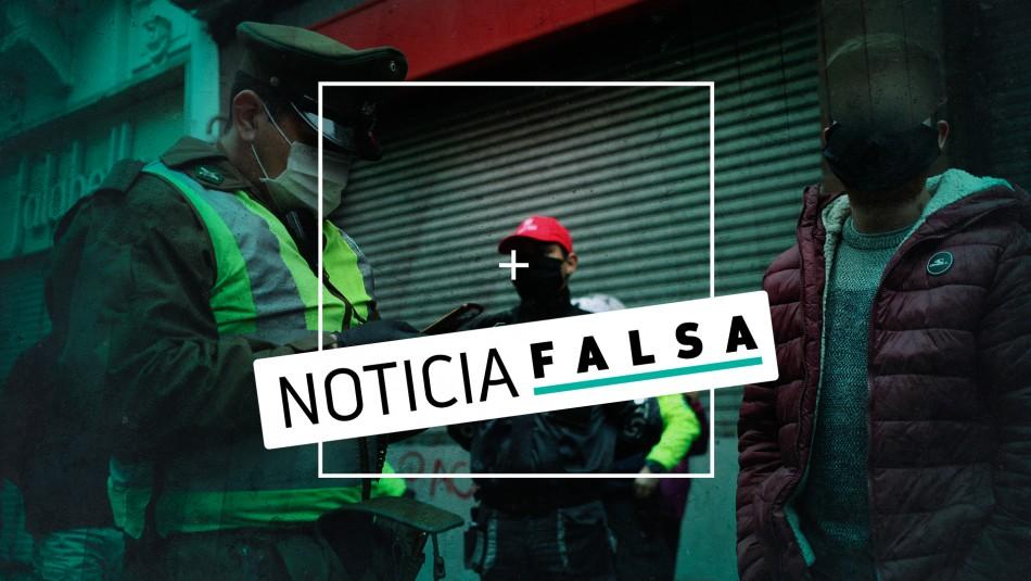 Es falsa: La cadena Whatsapp que anticipa la
