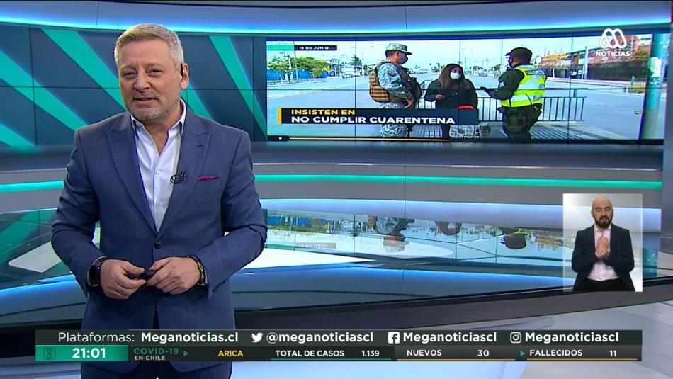 Meganoticias Prime - Lunes 15 de junio 2020