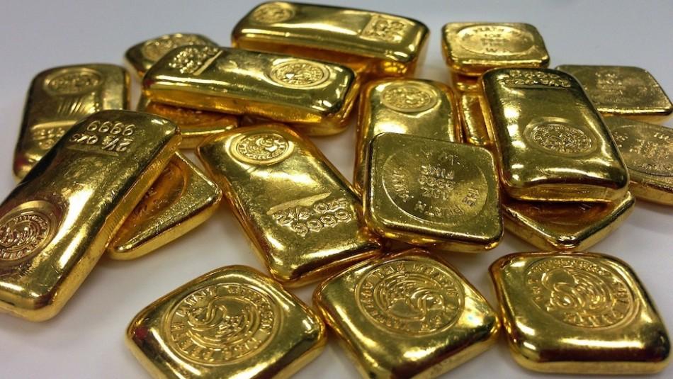 Se busca: Dejaron unos lingotes de oro en un tren y autoridades aún no encuentran al dueño