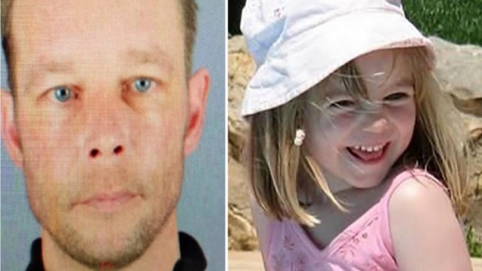 Caso Madeleine McCann: Investigadores encuentran imágenes pederastas en la casa del principal sospechoso