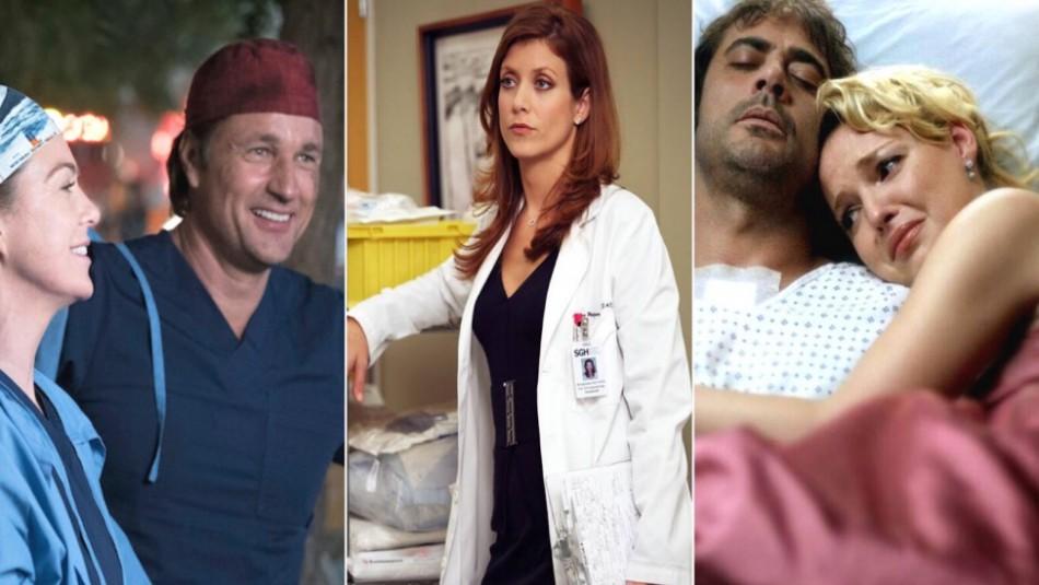 Netflix: 5 series con actores y actrices de Grey's Anatomy