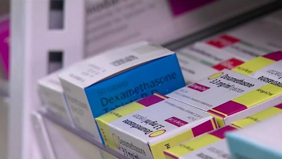 Coronavirus: Advierten que la dexametasona sólo debe usarse en pacientes graves