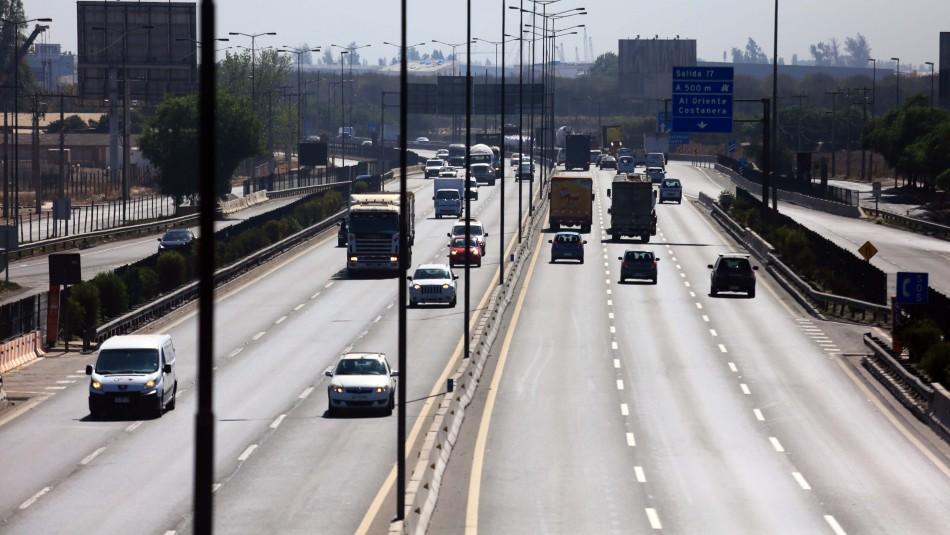 Anuncian importante rebaja de tarifas en dos autopistas de la Región Metropolitana desde el 1 de julio