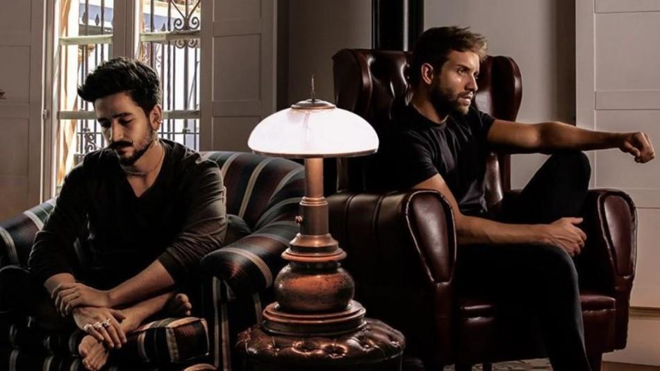 Camilo y Pablo Alborán