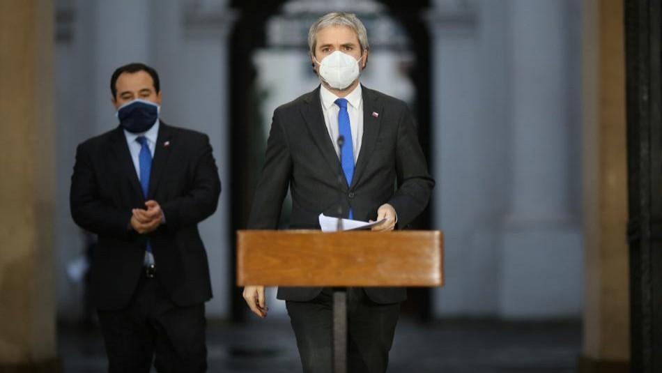 Gobierno valora aprobación de proyecto que aumenta sanciones por incumplimiento de medidas sanitarias