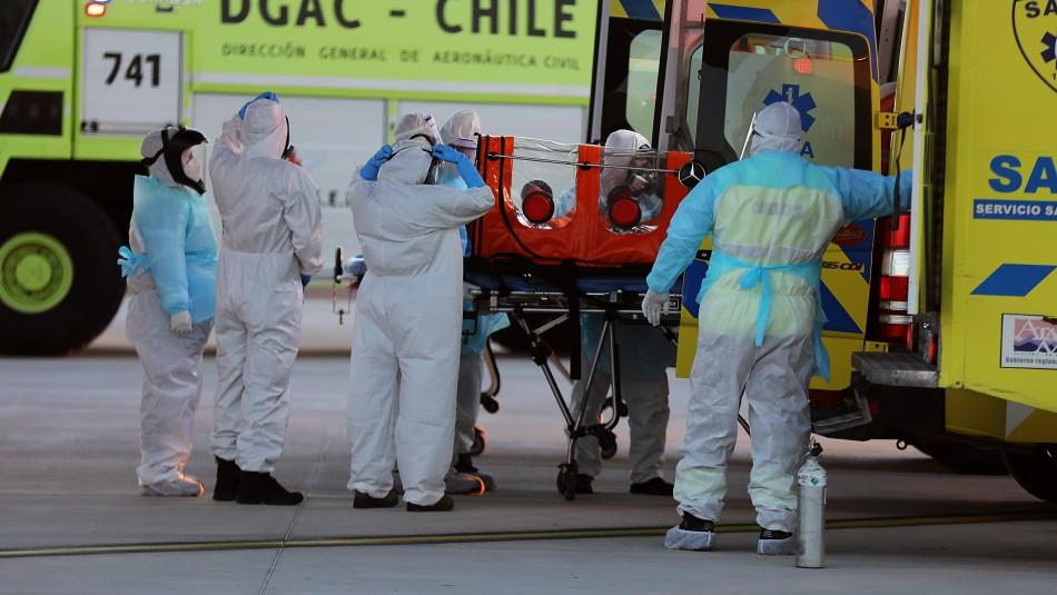 Coronavirus en Chile: Minsal reporta nueva cifra más alta de muertos diarios y más de 4.700 contagios