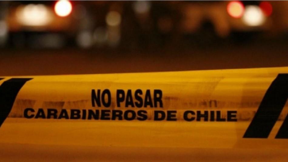 Carabineros y PDI protagonizan un confuso tiroteo durante persecución en Puente Alto