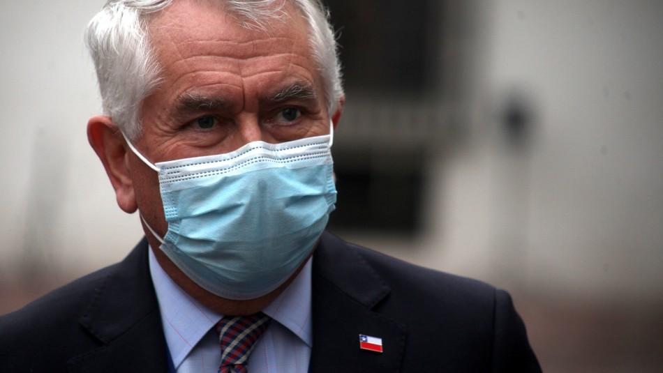 Ministro Paris desmiente traslado de pacientes hacia Argentina: