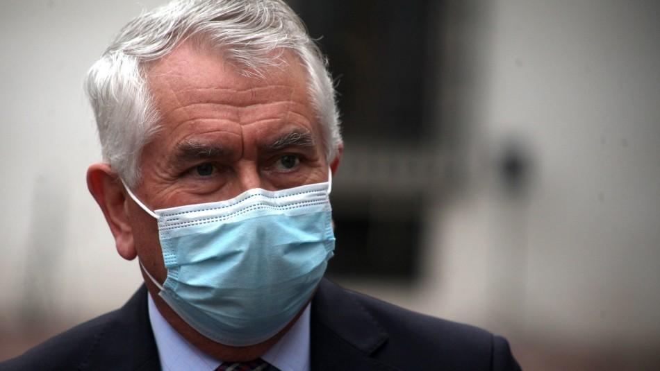 Ministro Paris y manejo del coronavirus: