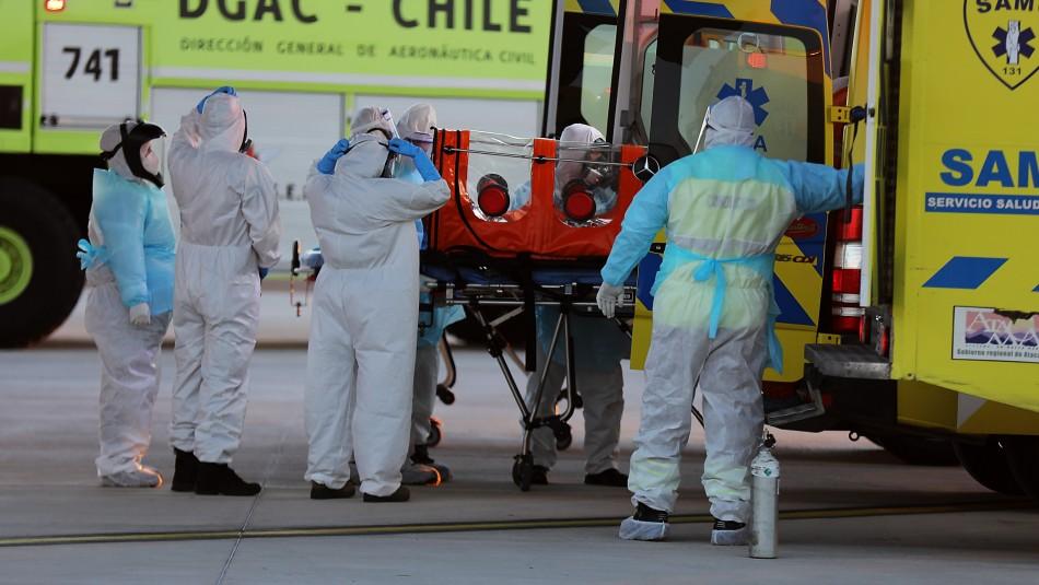 Balance coronavirus: Chile suma 226 nuevas muertes y continúa noveno en contagios a nivel mundial