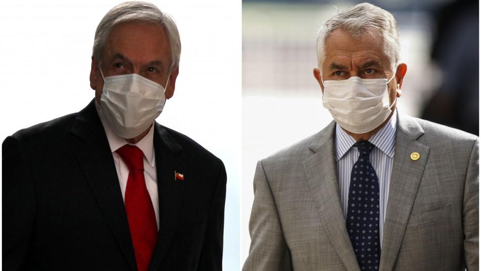 Cadem: Aprobación de Piñera se mantiene en 24% y Paris debuta con un 66% de respaldo
