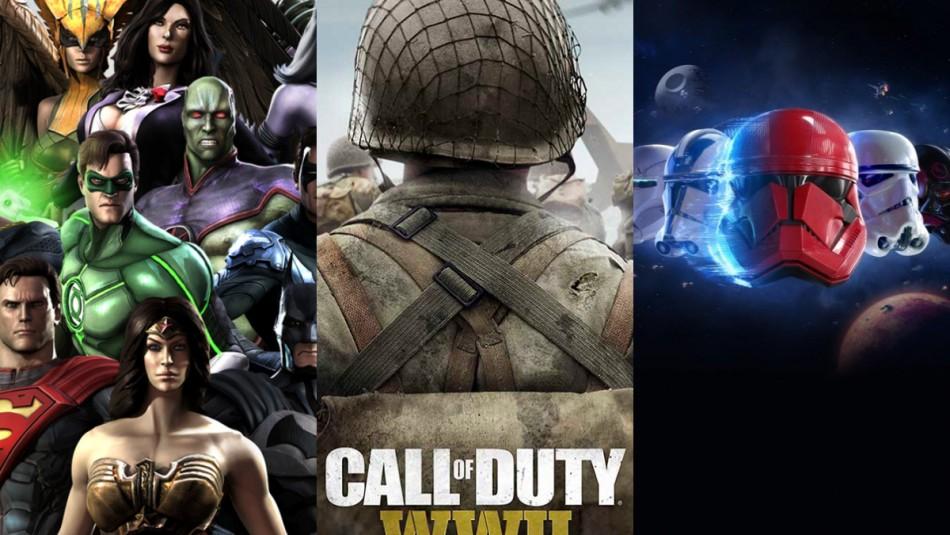 Los videojuegos que pueden descargarse gratis para Playstation 4