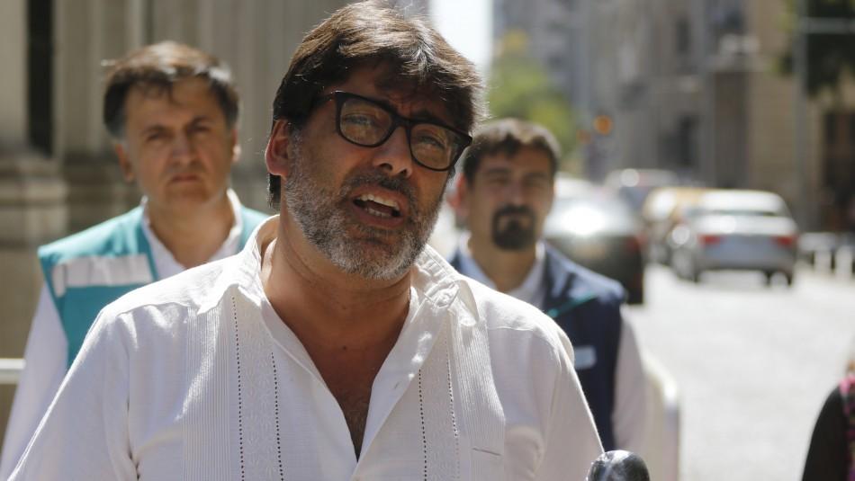Jadue se querella contra Piñera, Mañalich y subsecretarios por muertes en Recoleta por coronavirus