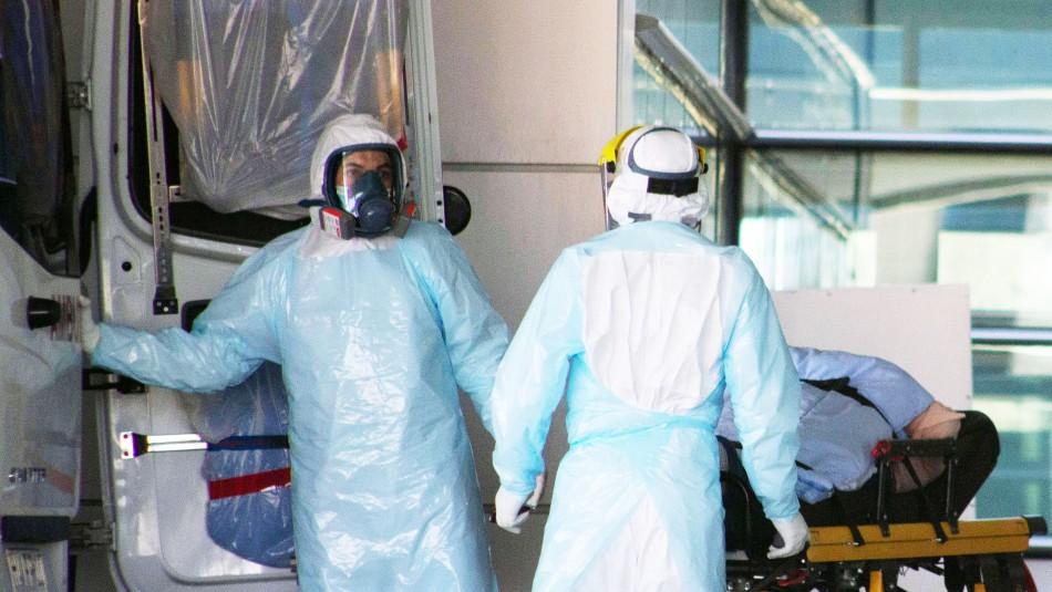 Coronavirus: Chile alcanza registro más alto de muertos diarios y cifra total supera los 4.000