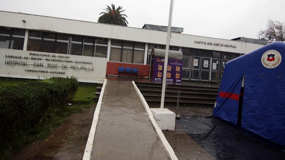 Hospital de Melipilla en la mira.