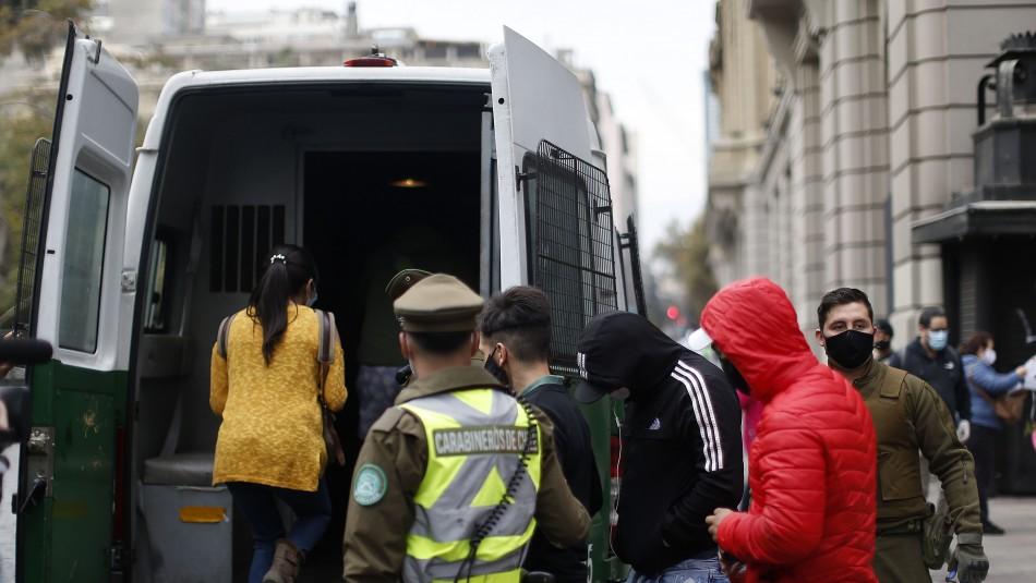 TC rechaza por extemporáneo recurso contra ley que aumenta sanciones por infringir cuarentenas