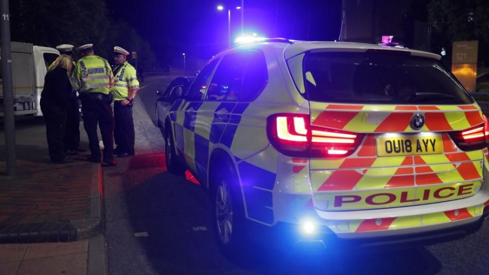 Tres muertos en un ataque con cuchillo en el Reino Unido