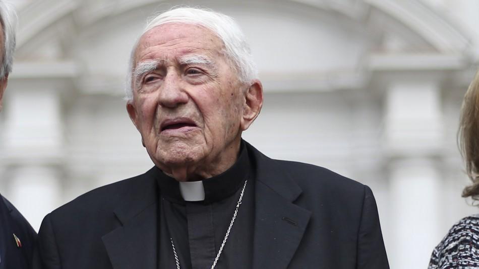 Bernardino Piñera falleció en la presente jornada a los 104 años