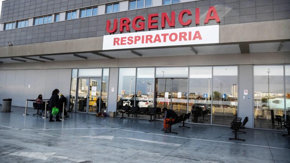 Ministro Paris anuncia cuarentena para las comunas de Antofagasta, Mejillones y Tocopilla