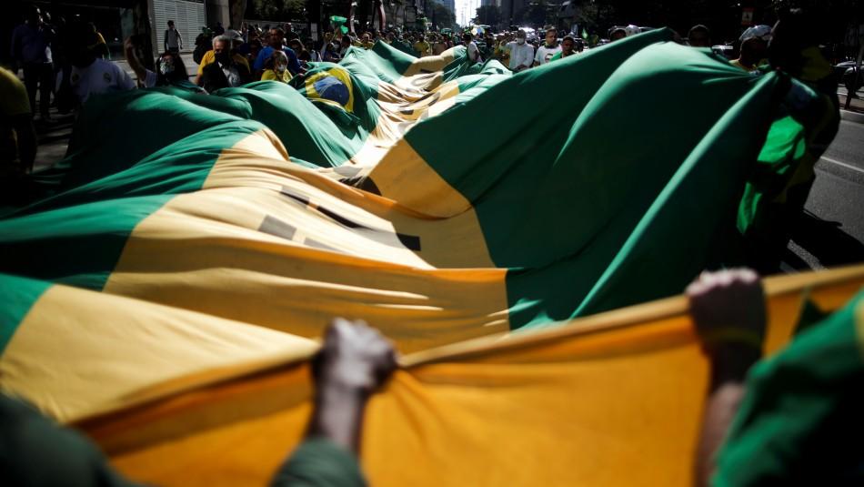 Brasil supera los 50.000 muertos por el nuevo coronavirus