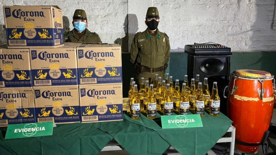 Decretan arresto domiciliario para los 31 detenidos por fiesta clandestina en Recoleta