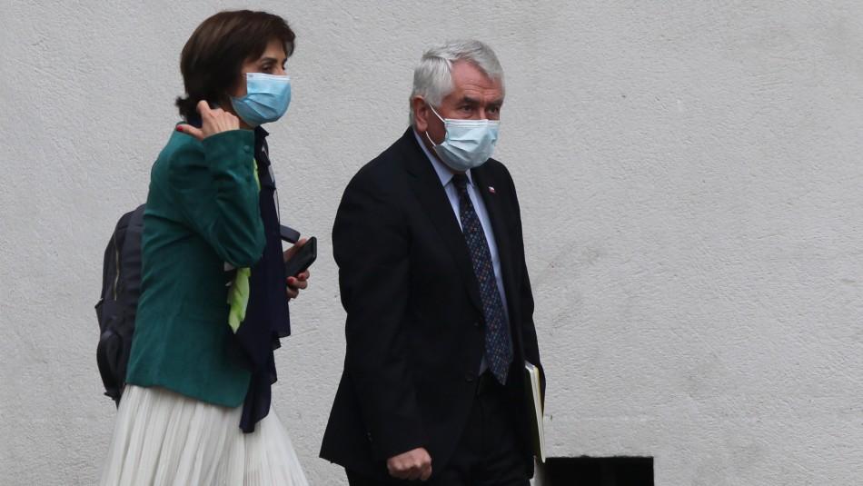 Minsal y oficio por funeral de Bernardino Piñera: No nos parece que se instrumentalice esta situación