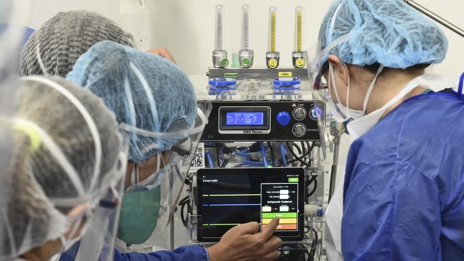Paciente muere luego que familiares apagaran el ventilador mecánico para enchufar el aire acondicionado