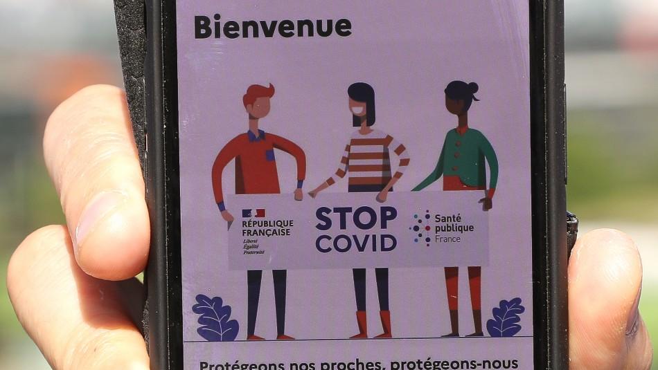 Estrepitoso fracaso de aplicación para rastrear casos de Covid-19 en Francia