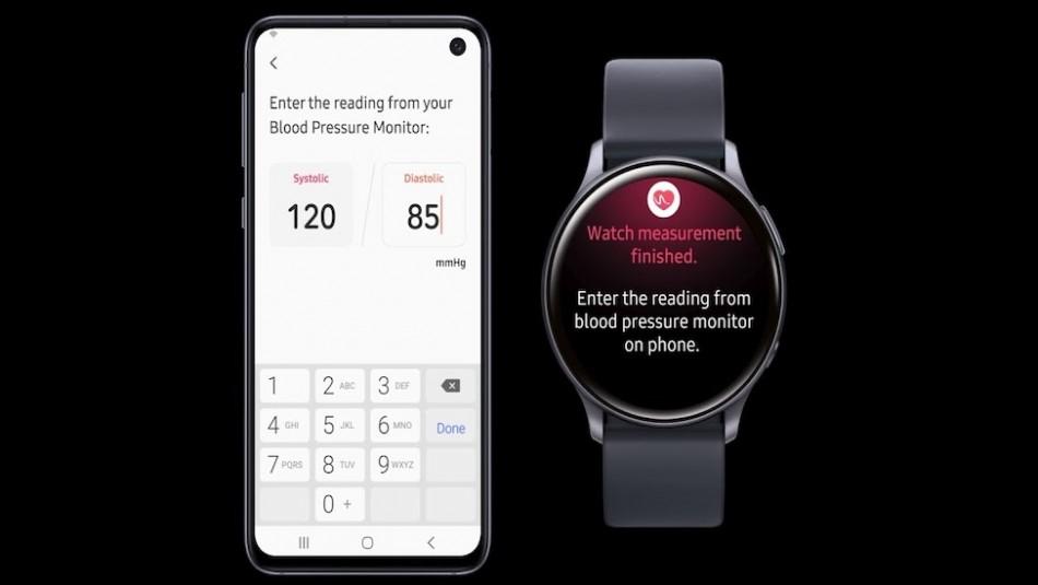 Este reloj inteligente podrá medir la presión arterial