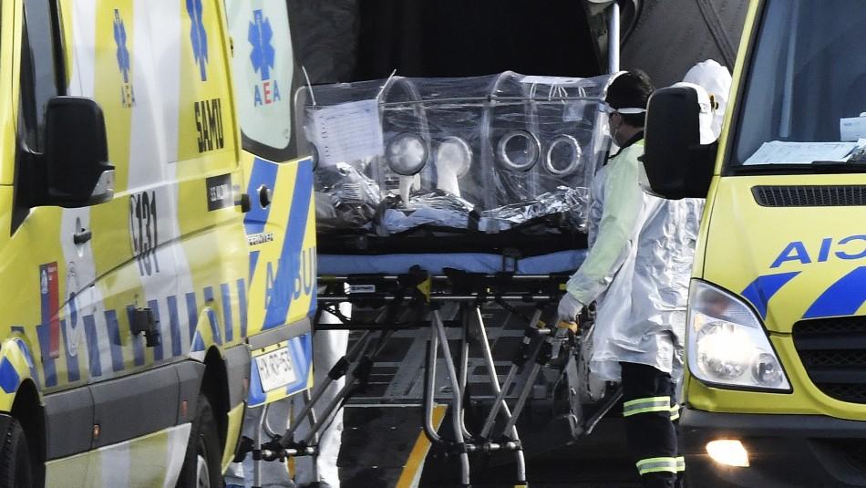 Minsal reporta 3 nuevos fallecidos por coronavirus y contagiados superan los 250 mil